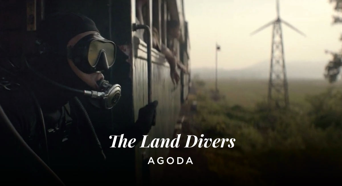 The Land Divers