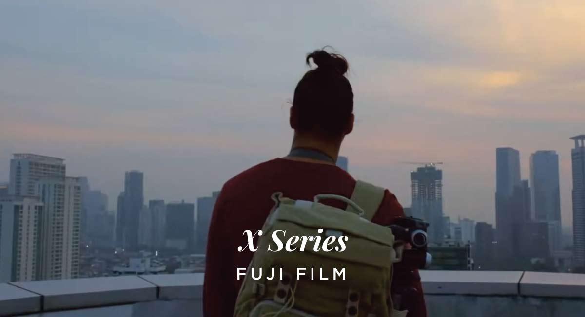 Angga Anggur – Fuji Film