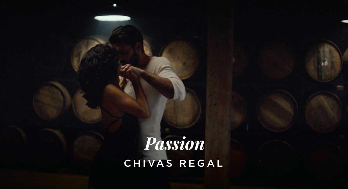 Nate Camponi – Chivas Regal Extra